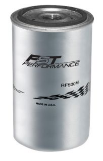FST water seperating fuel filter