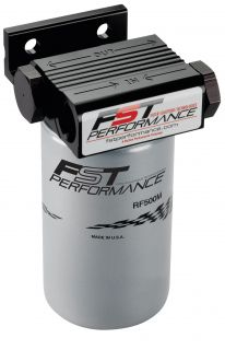 FST High Flow Fuel/Water Separating Mount and Filters